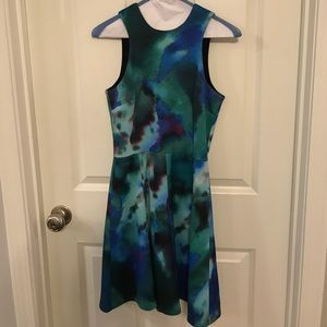 Halter Tie Dye Dress
